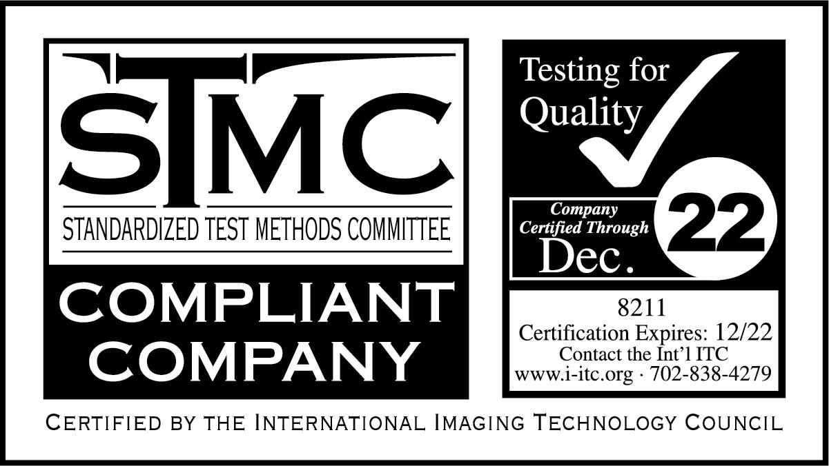 Siegel STMC Zertifizierung qualitätsgeprüftes Unternehmen bis Dezember 2016